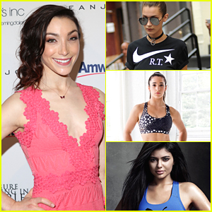 Olympian Meryl Davis Calls Out Fitness Brands For Using Models Instead of Athletes