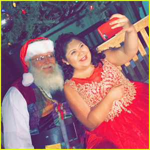Raini Rodriguez Welcomes The Holiday Season in Phoenix!