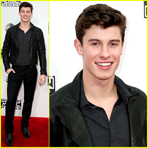 Shawn Mendes Has a Big Night Ahead of Him at AMAs 2016!