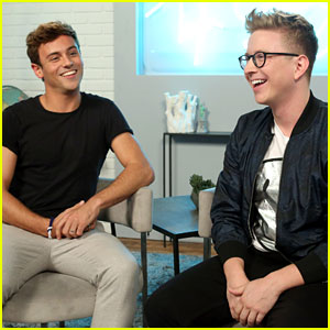 VIDEO: Tom Daley Guesses Which Abs Belong to Which Celeb!