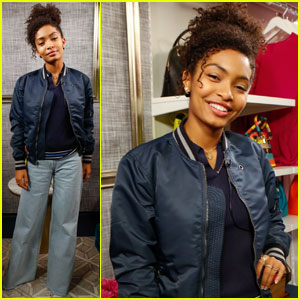 'Black-ish' Star Yara Shahidi Loves Her Retro Style (& So Do We!)