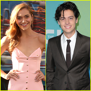 Former 'Suite Life' Stars Alyson Stoner & Cole Sprouse Actually Dated, But He Dumped Her on Her Birthday!