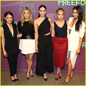 Ashley Benson Gets Birthday Messages From PLL Co-Stars!