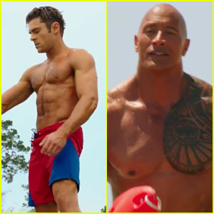 VIDEO: Zac Efron's 'Baywatch' Trailer Reveals Lots of Fun Moments