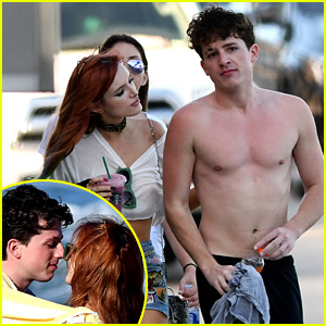 Are Bella Thorne & Charlie Puth a New Couple?! See the Hot Beach Photos!