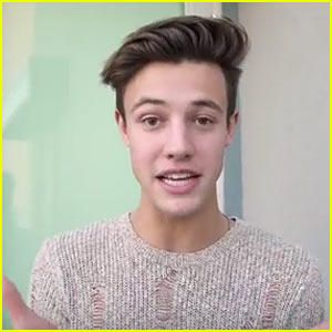 VIDEO: Cameron Dallas Spills Deets on Netflix's 'Chasing Cameron'