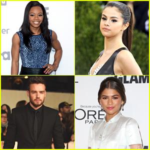 Gabby Douglas, Selena Gomez, Liam Payne & More Celebs Who Shut Down Their Haters