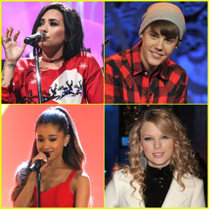 Holiday Playlist: 10 Best Celebrity Christmas Song Covers 2016! -- Part 2