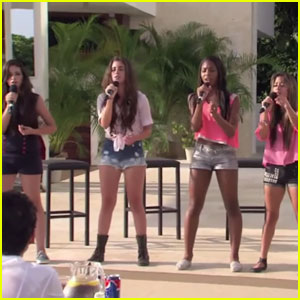 VIDEO: Camila Cabello & Fifth Harmony 'X Factor' 2012 Auditions Surface
