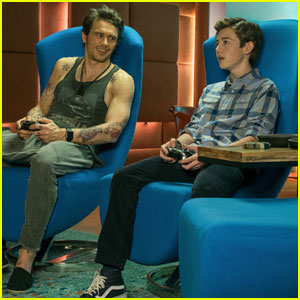 Griffin Gluck Talks 'Why Him?' & Working With James Franco (Exclusive Photo Too!)
