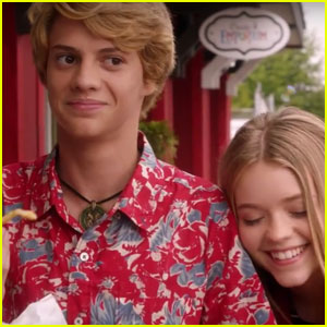 VIDEO: Jace Norman & Jade Pettyjohn Make Odd Couple in 'Rufus 2' Trailer!