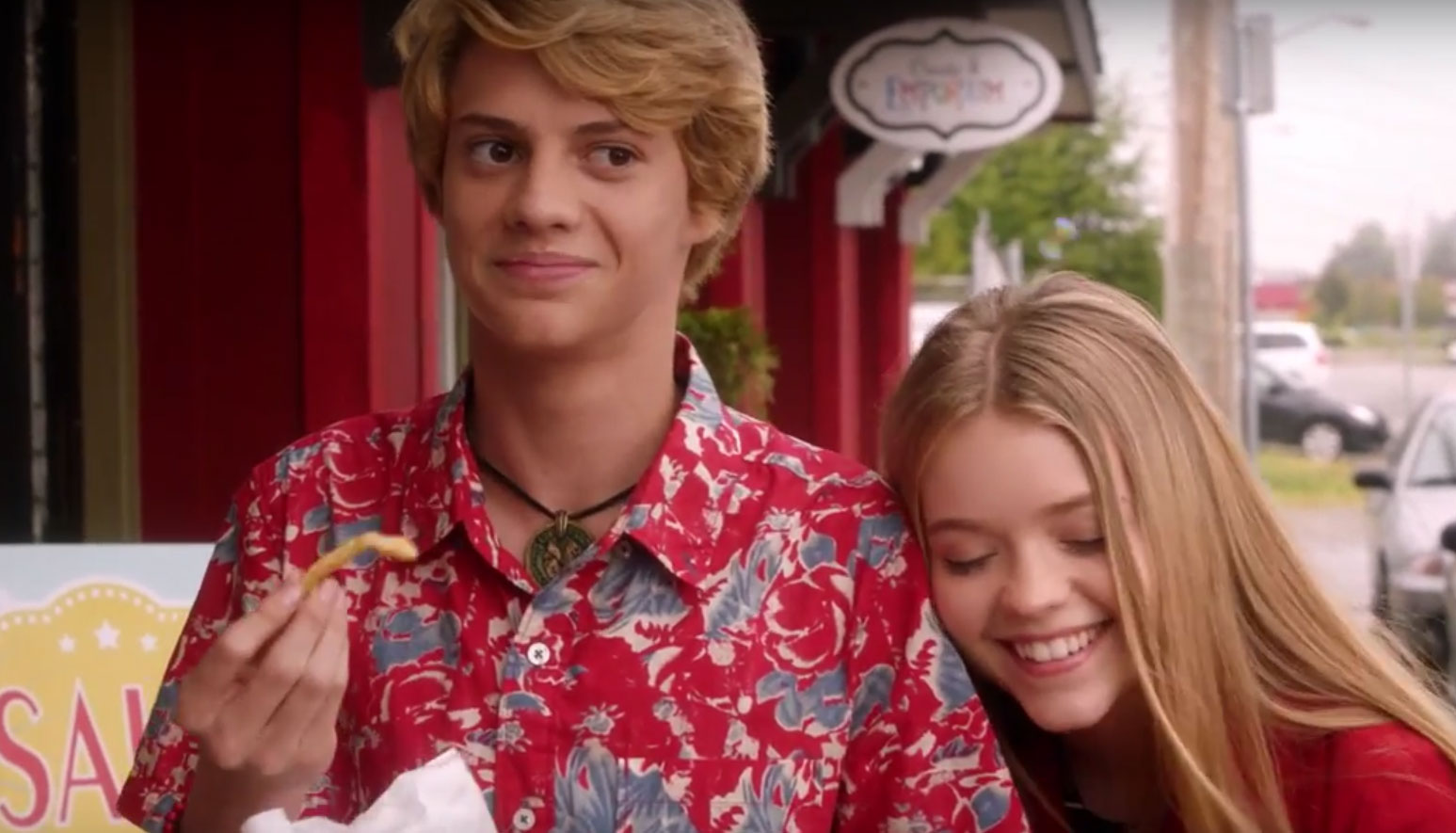 VIDEO: Jace Norman & Jade Pettyjohn Make Odd Couple in 'Rufus 2′ Trailer! |  Davis Cleveland, haley tjju, Jace Norman, Jade Pettyjohn, Movies, Rufus 2,  ...