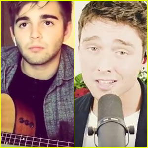 VIDEO: Jack Griffo & Wesley Stromberg Cover Justin Bieber's 'Mistletoe'