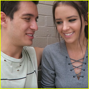 Engaged YouTubers Gabriel Conte & Jess Bauer Take Break From Vlogging