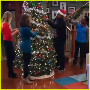 Zendaya Has Major Holiday Blues on Tonight's 'K.C. Undercover'