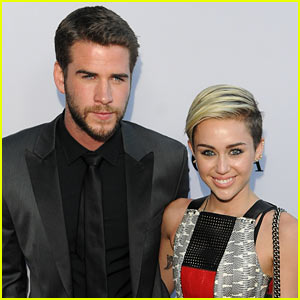 Miley Cyrus is Totally Keeping Fiance Liam Hemsworth in the Holiday Spirit!