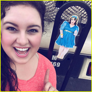 Maddie Baillio is Excited 'Hairspray Live!' is Helping With Body Positive Movement