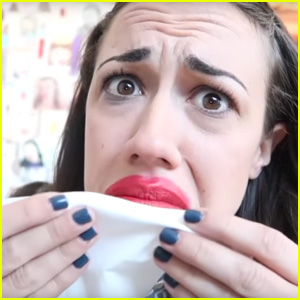Social stars photos news and videos just jared jr page 27 video miranda sings takes off her lipstick to announce big news m4hsunfo
