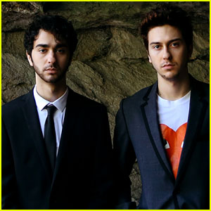 652d19e1851 Listen to New Music from Nat   Alex Wolff Here! (Exclusive)