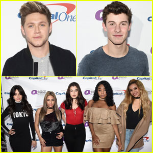Fifth Harmony, Niall Horan, & Shawn Mendes Are Performing at New Year's Rockin' Eve 2017!