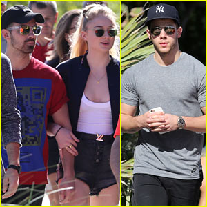 Nick Jonas Lands in Miami: 'Making the Most of This Holiday Break!'
