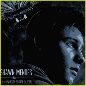 Shawn Mendes Drops 'Live at Madison Square Garden' Album Stream & Download - Listen Here!