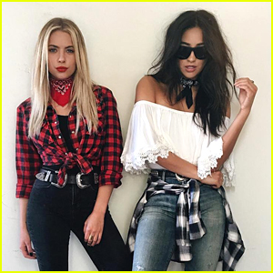 Shay Mitchell Writes Ashley Benson The Best Birthday Message Ever