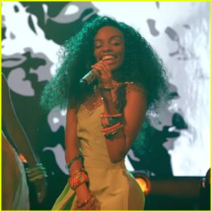 VIDEO: Sierra McClain Sings 'Black Girl Magic' on 'Empire'