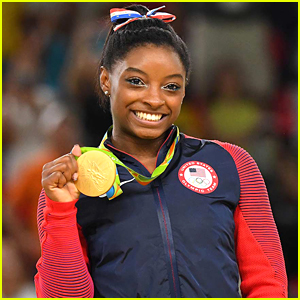 Olympian Simone Biles Feels Like She Could Compete in the 2040 Olympics!