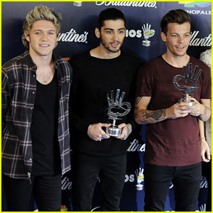 The One Direction Boys Have Reunited - on Billboard's Hot 100!