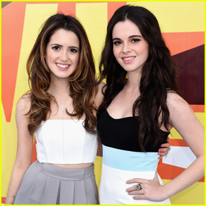 Vanessa & Laura Marano Share Super Cute Then & Now Christmas Pics on Social Media