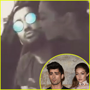 VIDEO: Zayn Malik & Gigi Hadid Look So In Love & Happy Together!