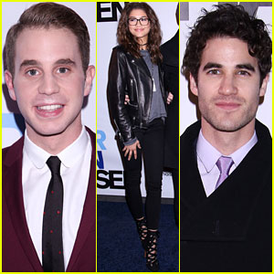 'Dear Evan Hansen' Cast Receives Celeb Support at Broadway Opening!