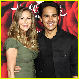 Alexa PenaVega Makes First Appearance After Baby Ocean's Birth