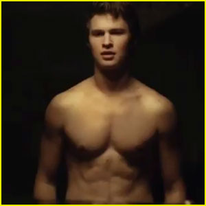 Ansel Elgort & Girlfriend Violetta Komyshan Star in Steamy 'Thief' Preview - Watch Here!