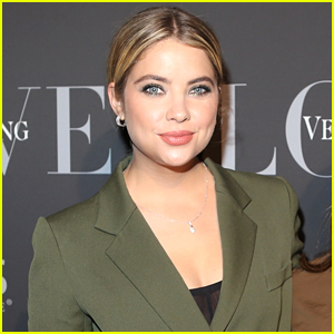 Ashley Benson Works Out In NYC As A 'DWTS' Rumor Surfaces
