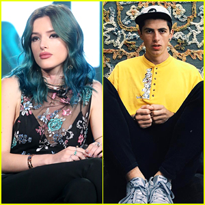 Bella Thorne Rumored To Be Linked To British Comedian Sam Pepper; Twitter Goes Off