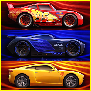 Meet Two New Characters From 'Cars 3' - Jackson Storm & Cruz Ramirez!
