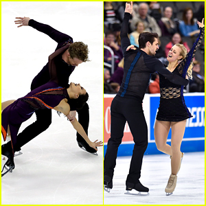 VIDEO: You'll Never Not Want To Watch These Ice Dance Teams Perform