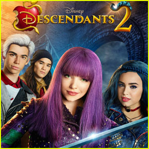 'Descendants 2' Gets New Poster & Promo - Watch NOW!