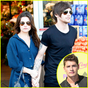 Did Danielle Campbell & Louis Tomlinson Break Up? Fans Think She's Dating Gregg Sulkin!