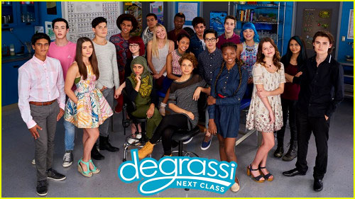 meet the degrassi season 10 cast