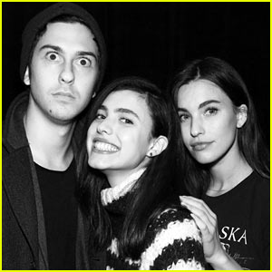 Novitiate's Margaret Qualley Gets Support from Sister Rainey & Nat Wolff at Sundance!