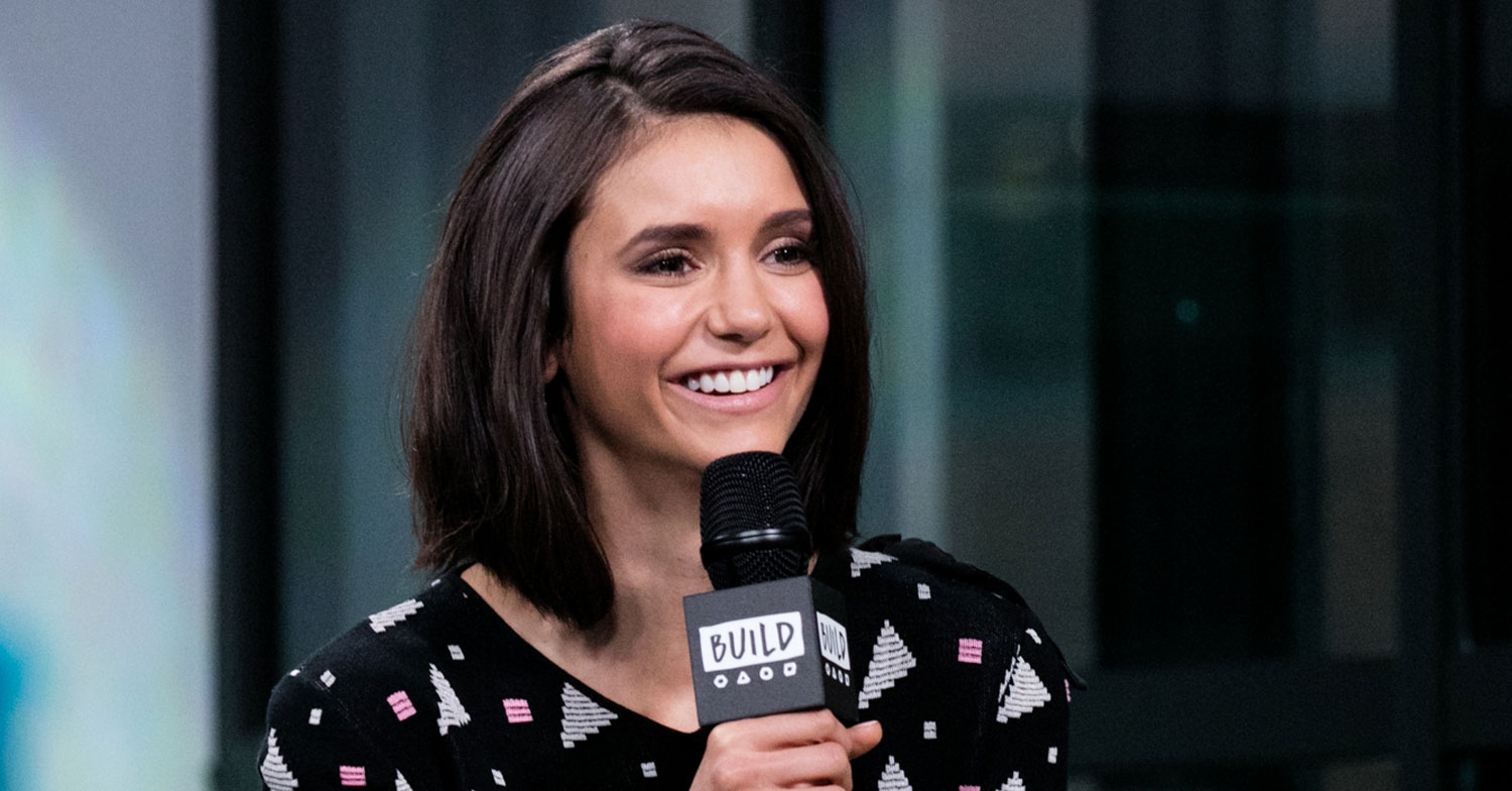 Nina Dobrev Is Not Allowed To Talk About Possible Return To Vampire