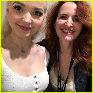 Dove Cameron's Mom Bonnie Shares Sweet Throwback Pic For Her 21st Birthday