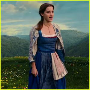 VIDEO: Watch Emma Watson Belt Out 'Belle (Reprise)' in New 'Beauty' TV Spot!