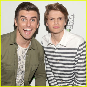 Henry Danger's Jace Norman Laughs A Lot During Scenes!