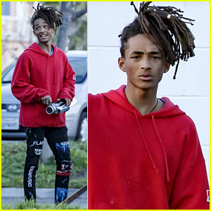 VIDEO: Jaden Smith Wants to Move Out of LA: 'There's a Lot of Bad Things Here'