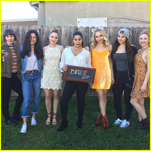 Liv and Maddie's Jessica Marie Garcia Picks The Perfect Bridesmaids