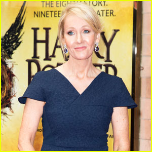J. K. Rowling Says a 'Cursed Child' Movie is Not Happening